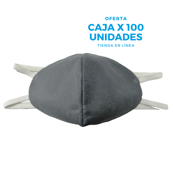 PRODUCTO OFERTA TAPABOCAS USO DIARIO 100