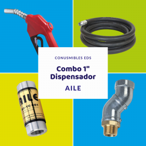 COMBO 1 DISPENSADOR AILE